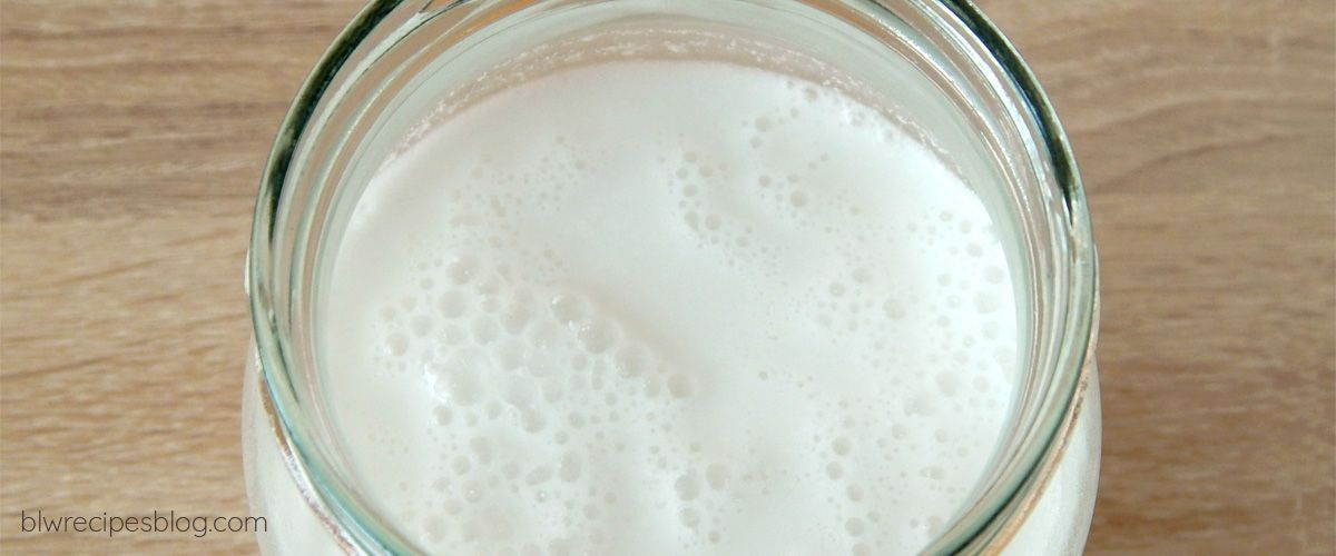 Coconut milk - how to make it at home