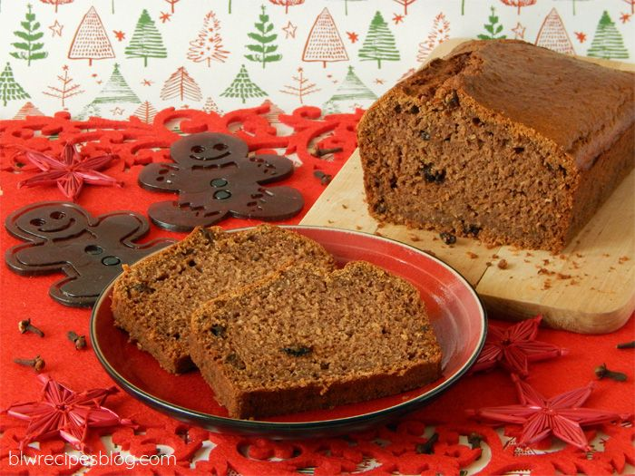 Gingerbread cake with coconut pulp for Christmas