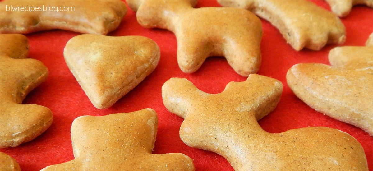 Soft gingerbread cookies, sugar free, great for children