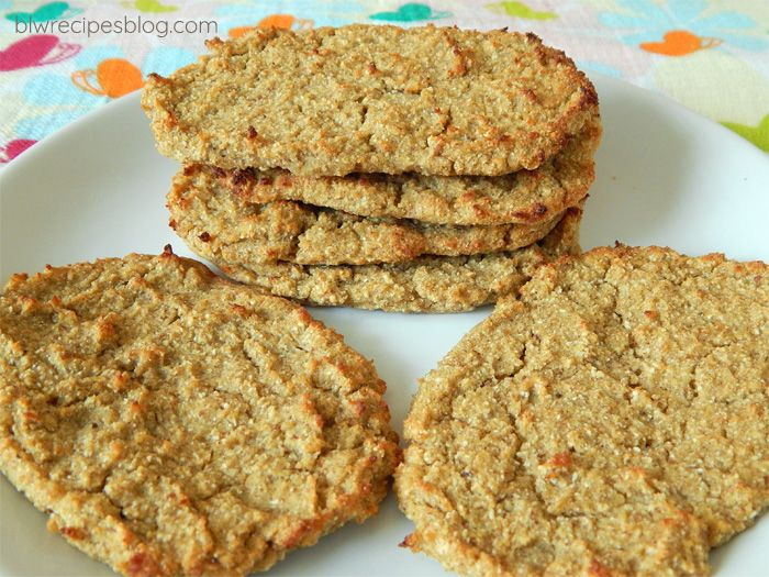 Healthy pumpkin and millet baked fritters